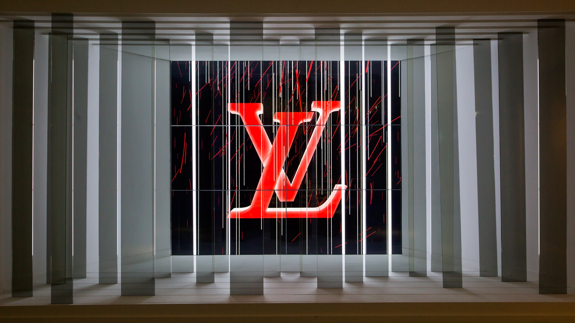 Luke Halls Studio — Louis Vuitton SS16