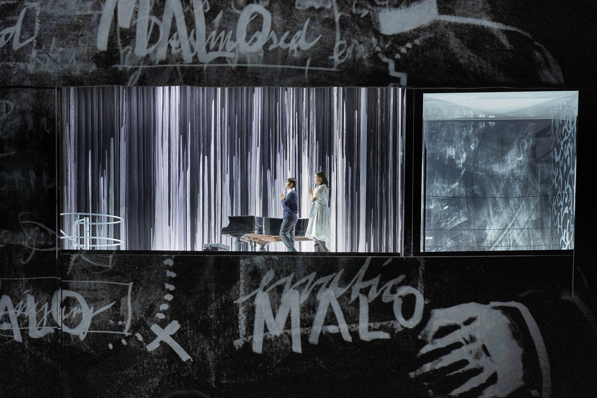 Luke Halls Studio — The Turn Of The Screw, Teatro Alla Scala