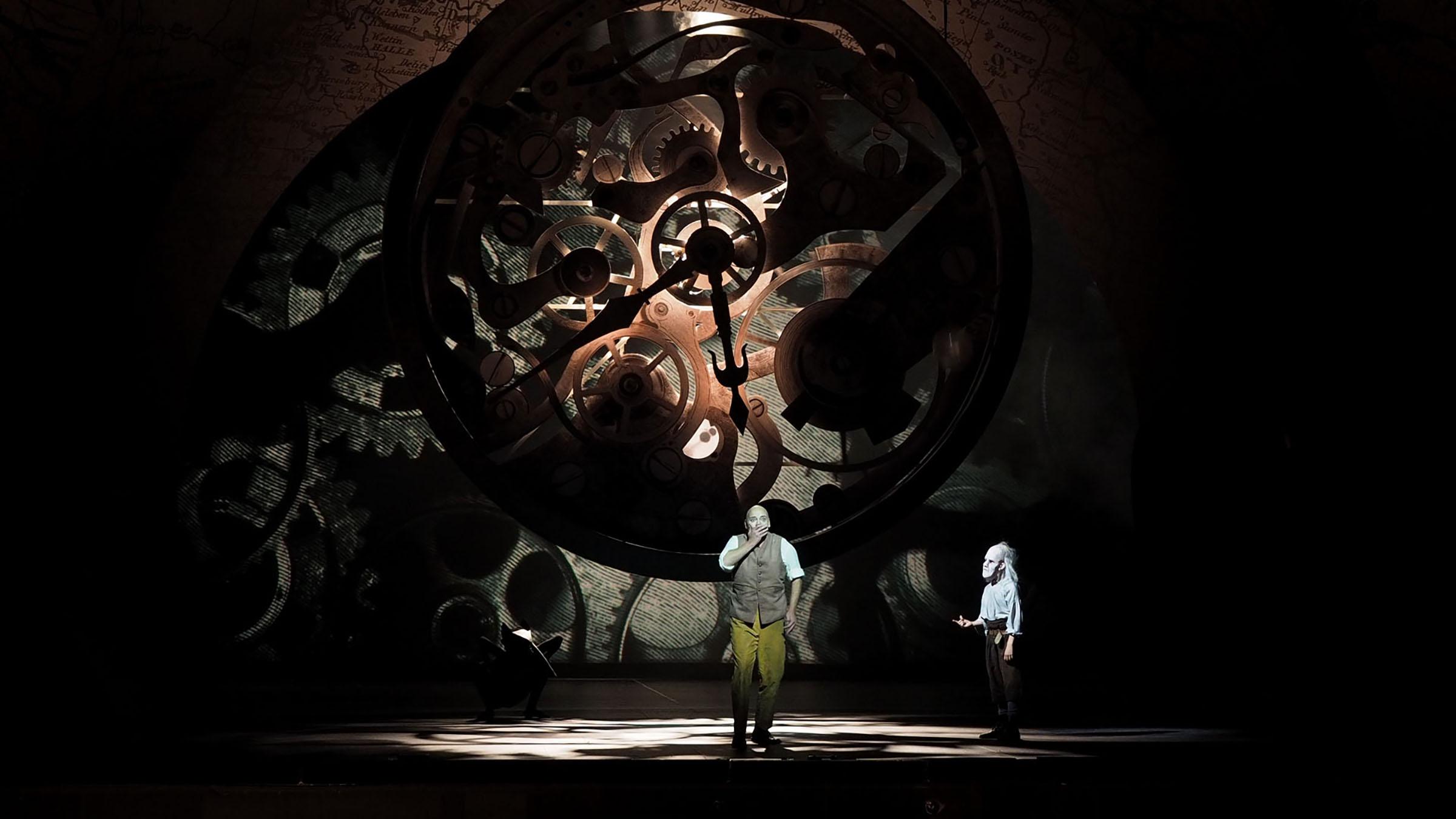 Luke Halls Studio — Der Freischutz – Danish Royal Opera, Copenhagen