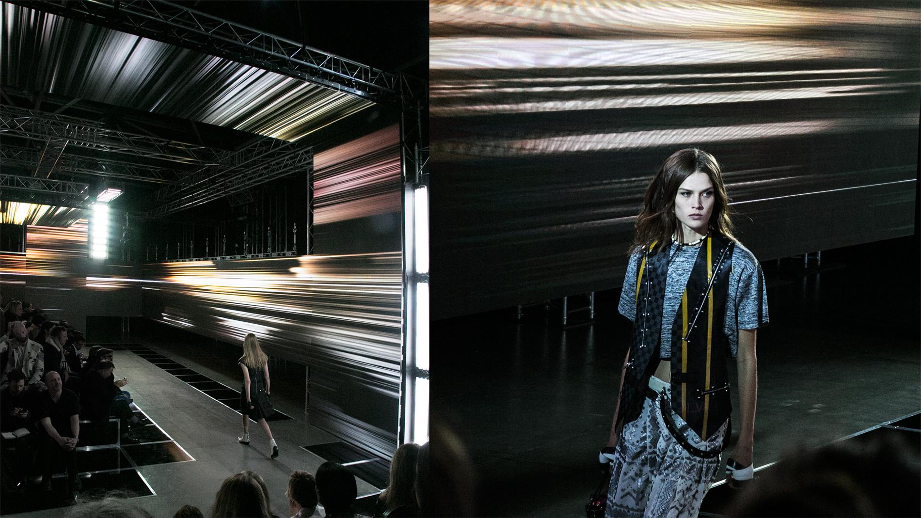 Luke Halls Studio — Louis Vuitton SS16