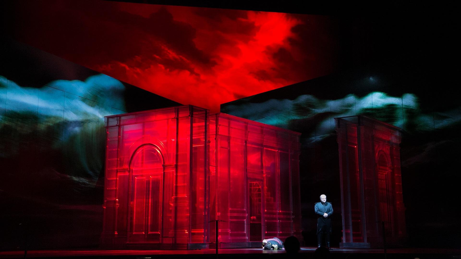 Luke Halls Studio — OTELLO – Metropolitan Opera, New York