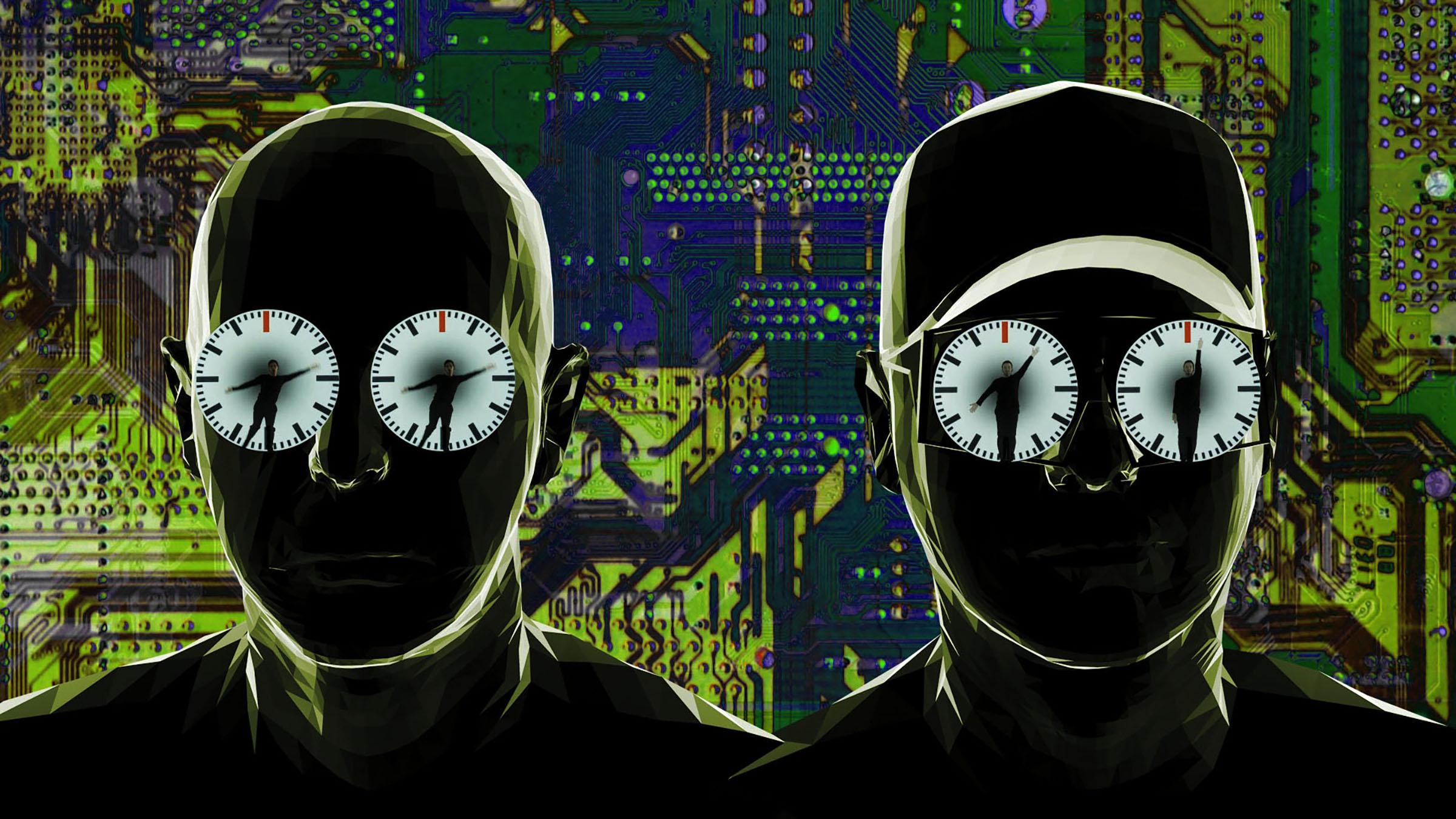Luke Halls Studio — Pet Shop Boys – Electric World Tour