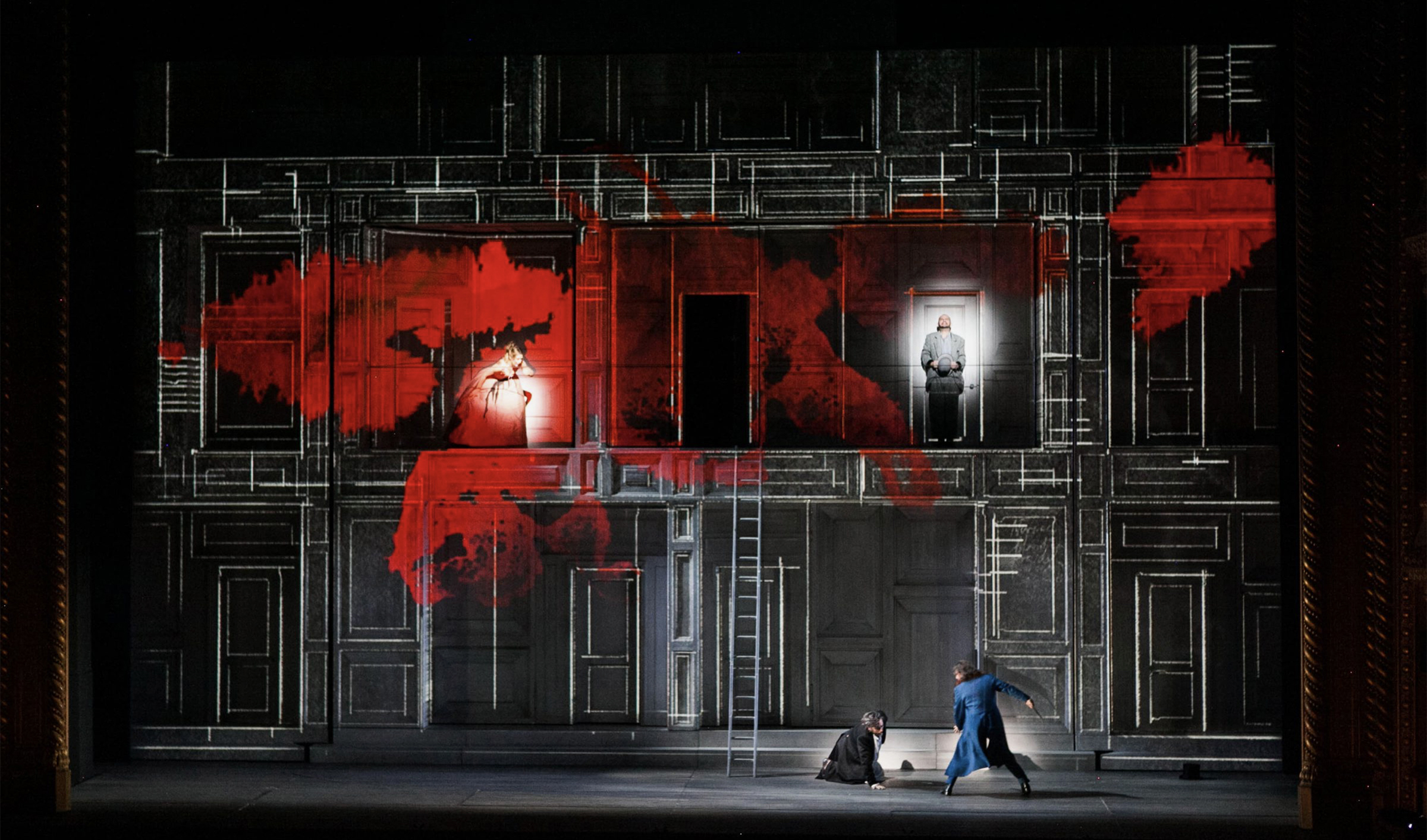 Luke Halls Studio — The Turn Of The Screw, Teatro Alla Scala