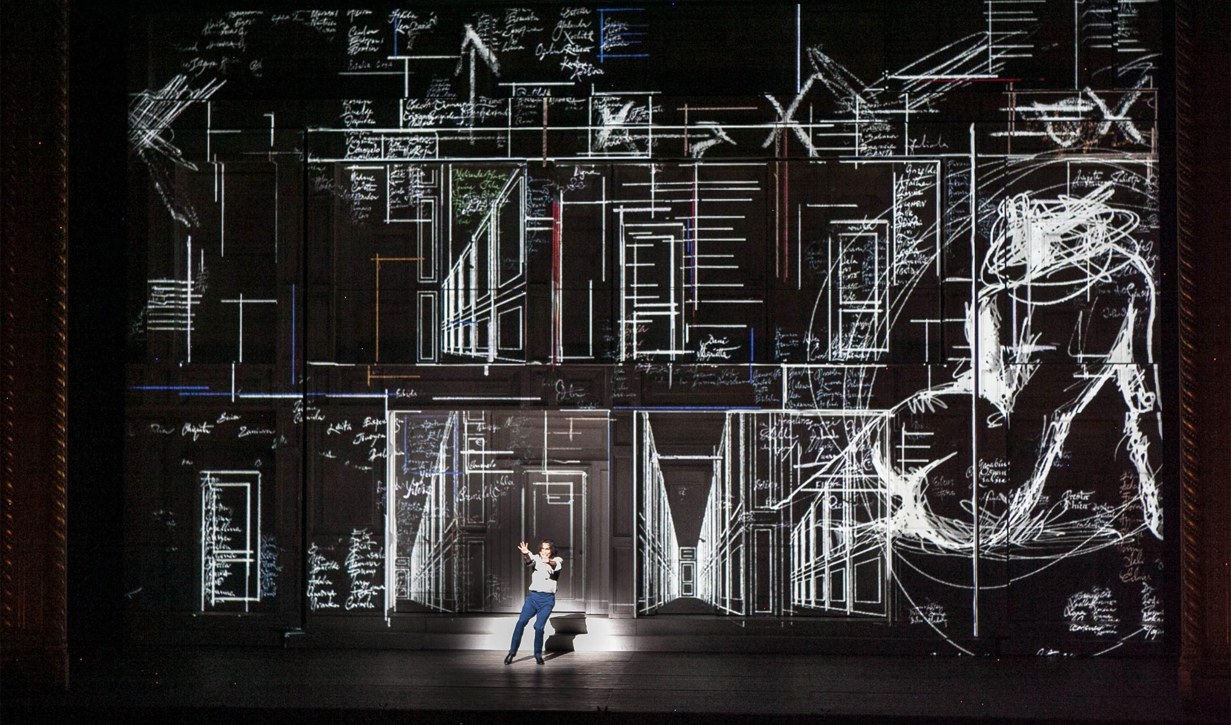 Luke Halls Studio — Don Giovanni