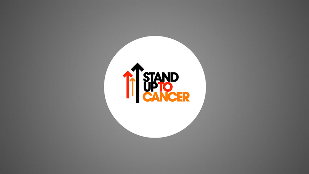 Luke Halls Studio — Stand Up To Cancer – Channel Four