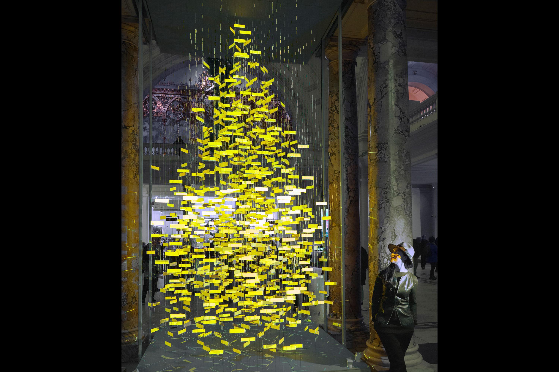 Luke Halls Studio — The V&A Singing Tree