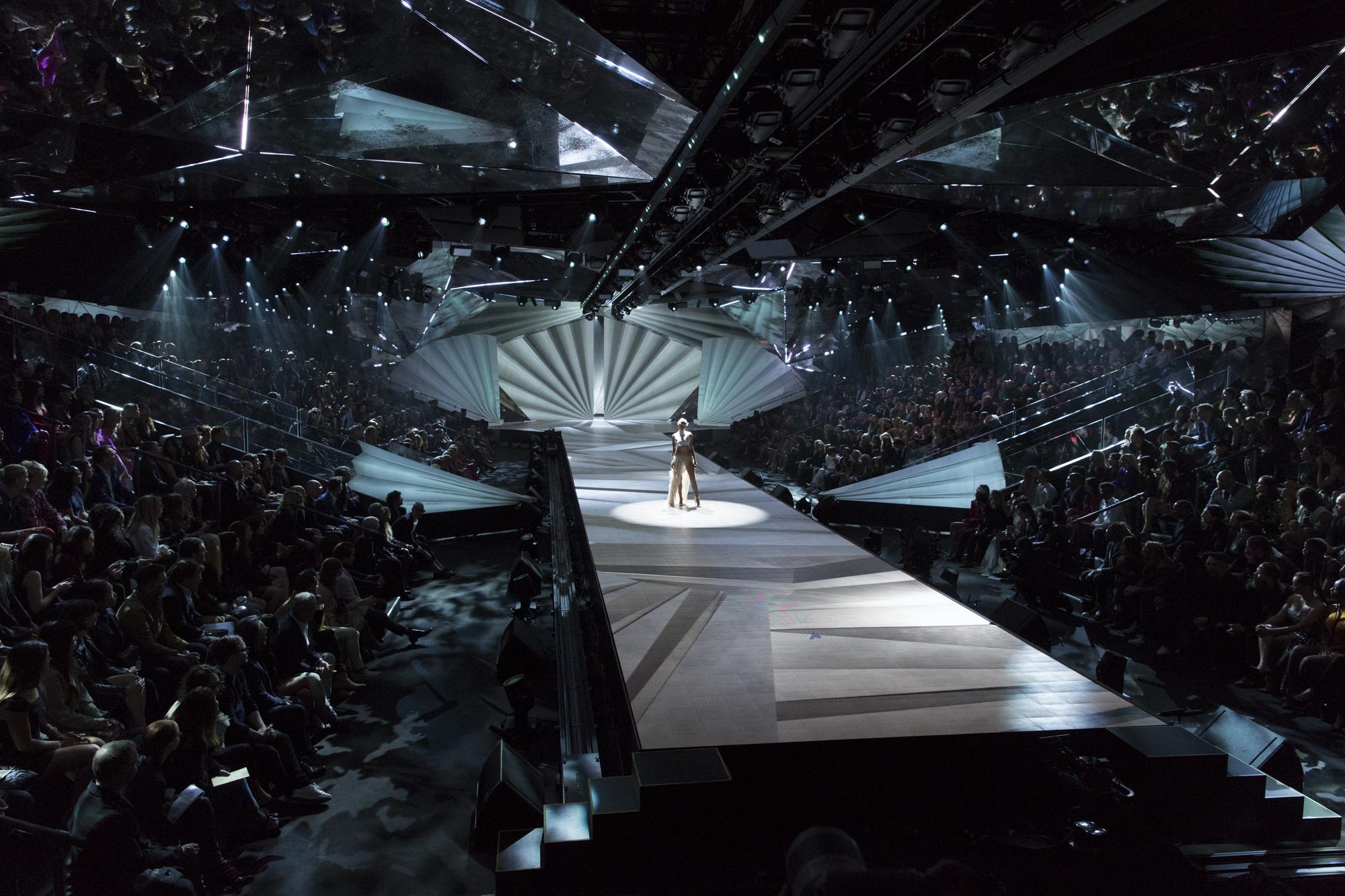 Luke Halls Studio — Victoria's Secret Fashion Show