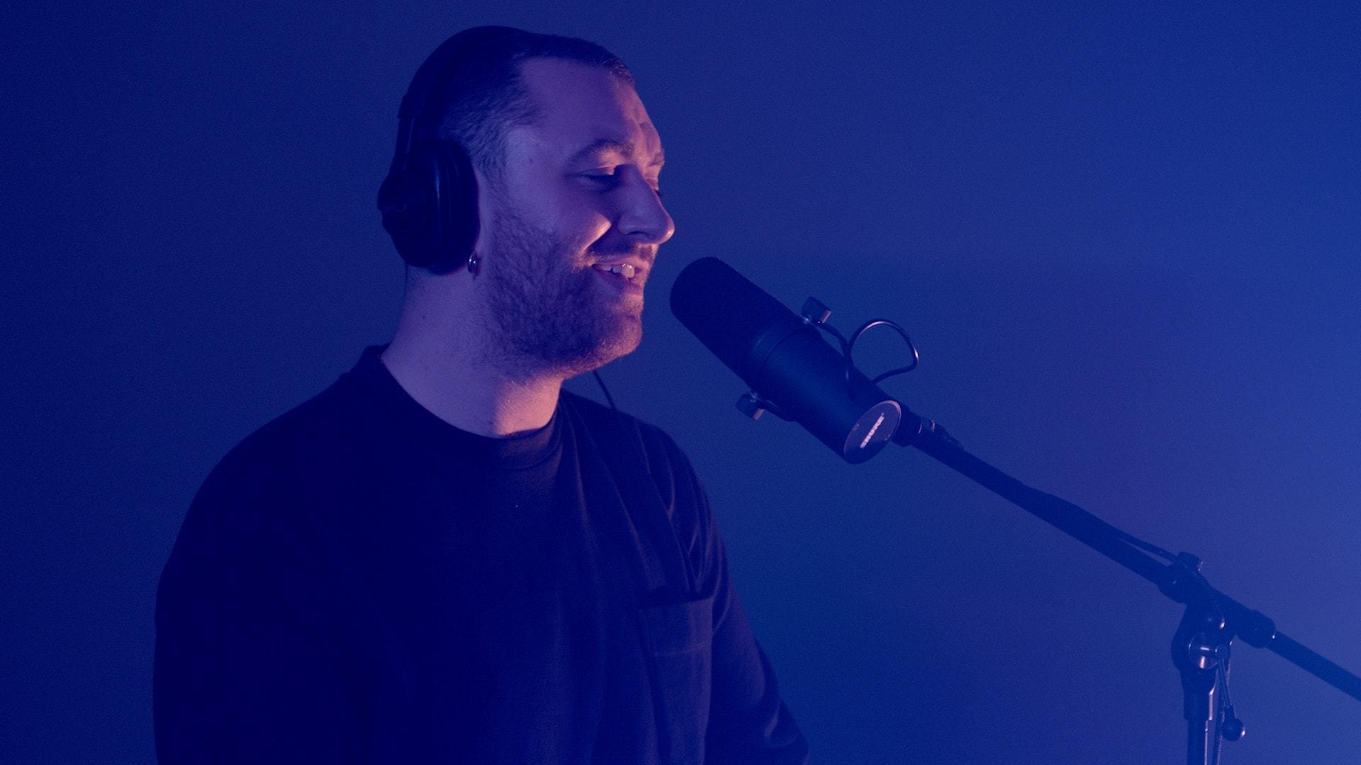 Luke Halls Studio — Sam Smith