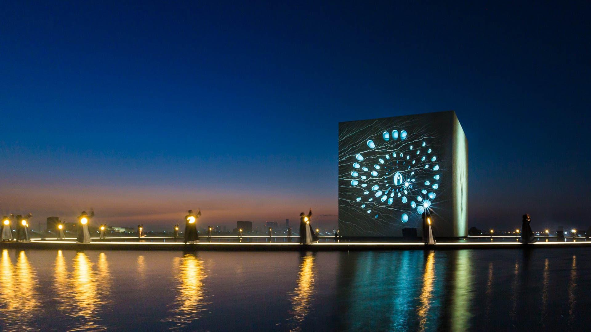 Luke Halls Studio — UAE 49th National Day